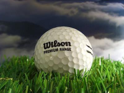 Wilson Premium Rangeball