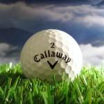 Callaway Golfball