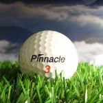Pinnacle Golfball